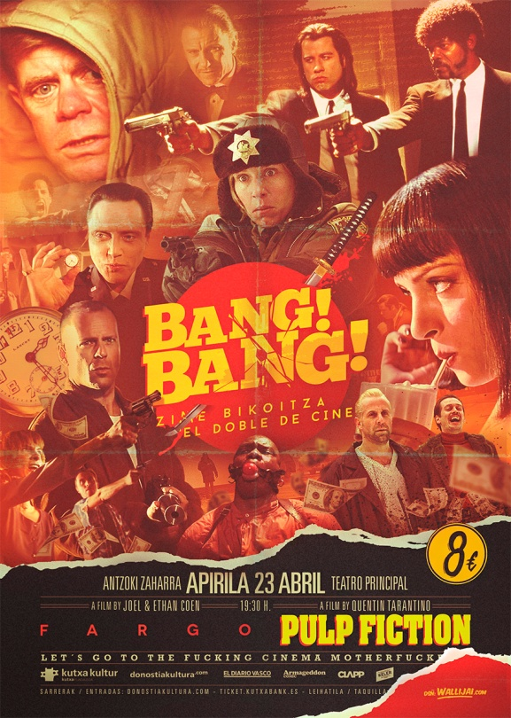 POSTER BANG BANG 2x04 by Wallijai